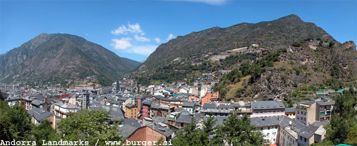 Andorra, Sangria E Champagne