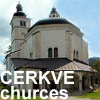 churches :: cerkve