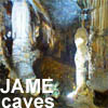 jame in kras :: caves and limestone area - karst