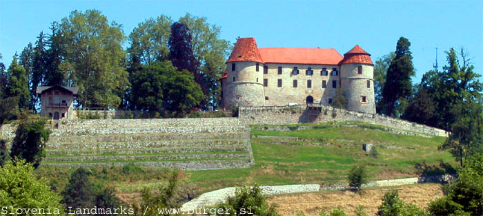 Sevniski grad  - The Castle Of Sevnica